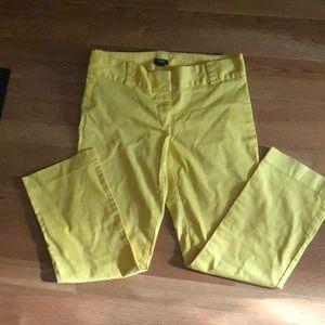 Jcrew City Fit Chino pants size 4